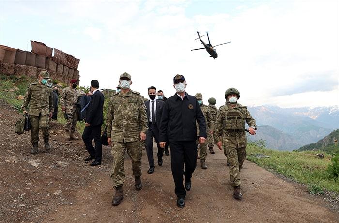 44 PKK'lı terörist etkisiz hale getirildi