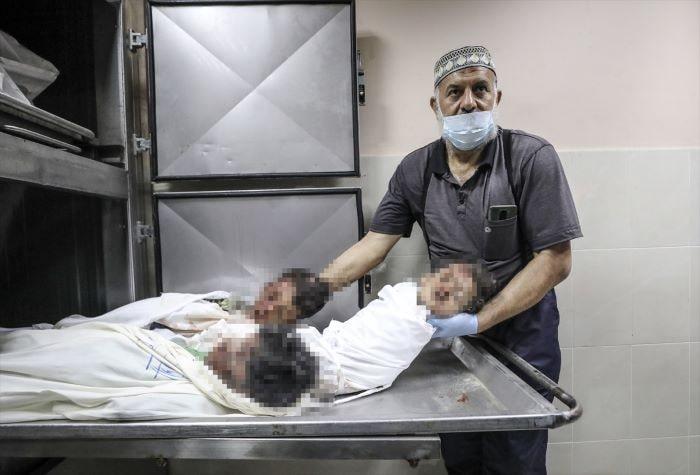Bebek katili İsrail'i kim durduracak