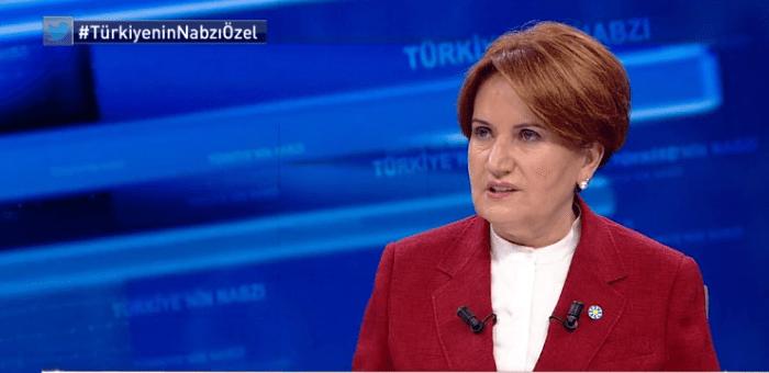 Meral Akşener, gündemle ilgili sorularını yanıtladı