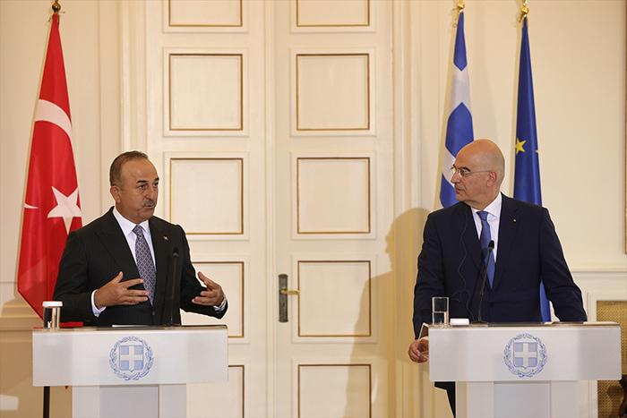 Yunanistan ile 25 maddede görüş birliğine vardık