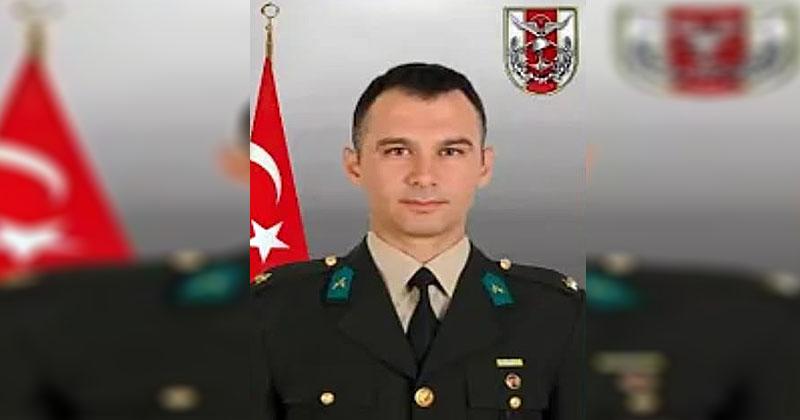 Teğmen Alp İdlib'de şehit düştü