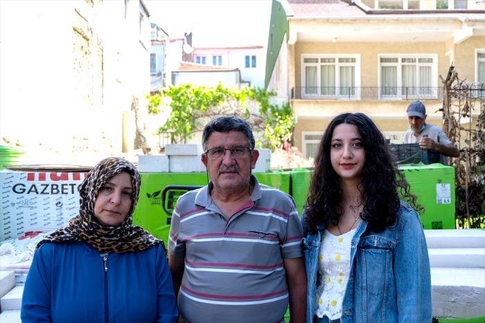 Akbal ailesi toplanan yardım paralarını heba etmedi