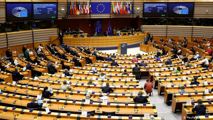 Avrupa Parlamentosu 15 ay sonra tekrar toplandı