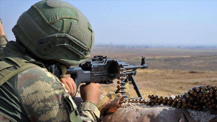7 PKK/YPG'li etkisiz hale getirildi