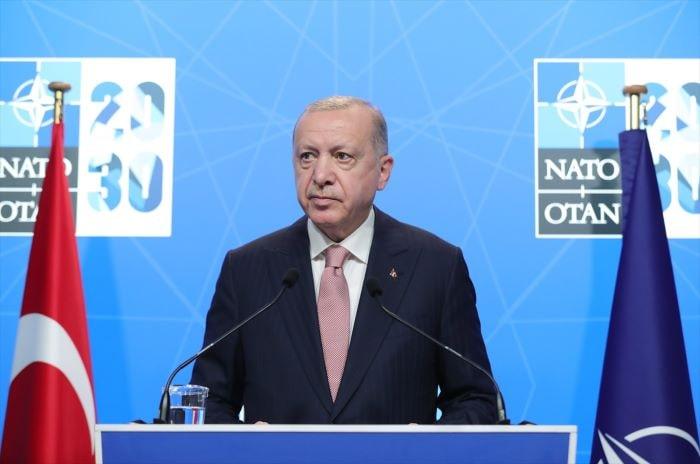 Cumhurbaşkanı Erdoğan, NATO Zirvesi'ni değerlendirdi