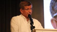 Davutoğlu Yalova İl kongresinde konuştu