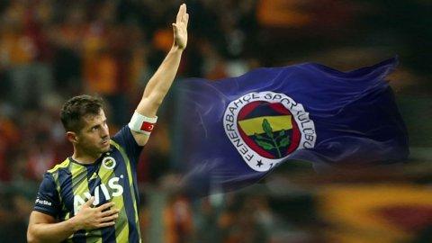Fenerbahçe'den Emre Belözoğlu'na teşekkür mesajı