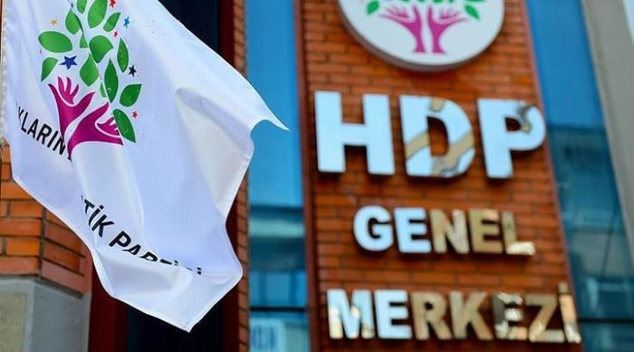 HDP'nin kapatılması istemiyle yeniden dava açıldı