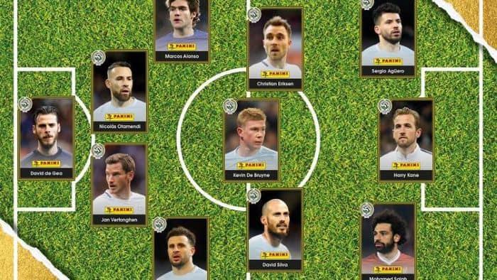İngiltere Premier Lig'de sezonun 11'i açıklandı