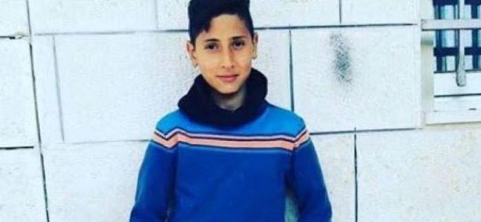 İsrail,13 yaşındaki Filistinli çocuğa hapis cezası verdi