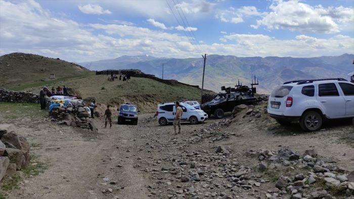 Kars'ta trafik kazası: 2 ölü