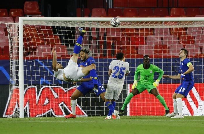 Şampiyonlar Ligi'nde sezonun en iyi golü Porto'dan Mehdi Taremi'nin