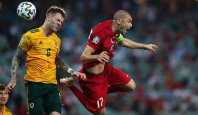 Türkiye, Galler'e 2-0 yenildi