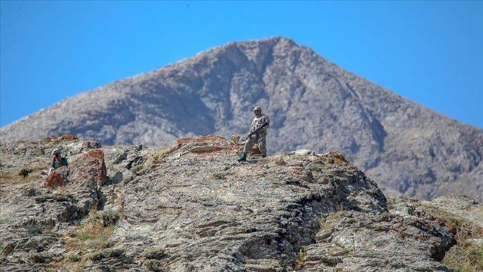 Van'da 3 PKK'lı etkisiz hale getirildi