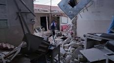 PKK/YPG'den Afrin'de hastaneye roketli saldırı: 13 ölü