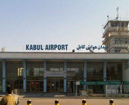 Kabil Havalimanı için ABD'den heyet