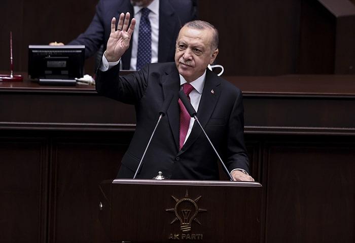 Erdoğan: Herhangi bir geri duruş asla olmayacak