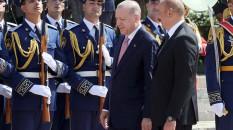 Erdoğan Dağlık Karabağ'ın sembol şehri Şuşa'da