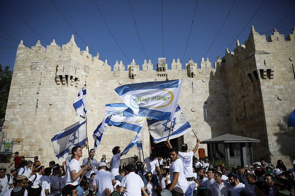 İsrail Kudüs'te yine gerginlik peşinde