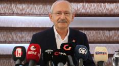 Kılıçdaroğlu: İlk defa sizden duyuyorum