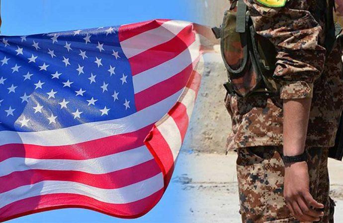 ABD askerlerinden bölücü terör örgütüne sıhhiye eğitimi