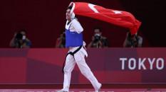 2020 Tokyo Olimpiyat Oyunları'ndaki ilk madalyamız tekvandodan