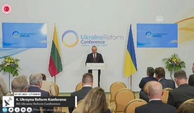 Ukrayna'ya desteğimiz sürecek