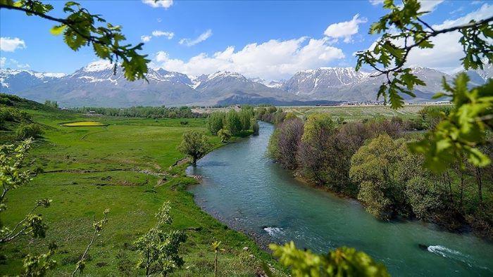 Doğu Anadolu'da sıcaklık mevsim normallerinin üzerinde