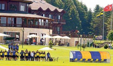 Fenerbahçe Topuk Yaylası kampı sona erdi