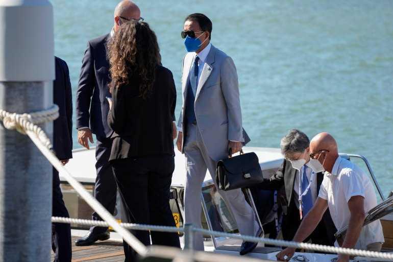 G20 Maliye Bakanları toplantısı Venedik'te başladı