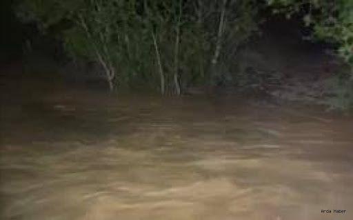 Iğdır'da etkili olan selde tarım arazileri zarar gördü