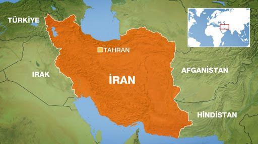 İran'da 5 büyüklüğünde deprem oldu