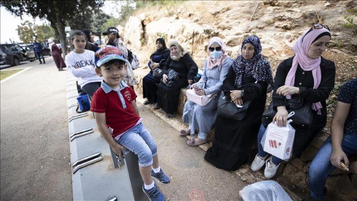 """İsrail'den """"Aile birleşimi yasası"""" zulmü"""