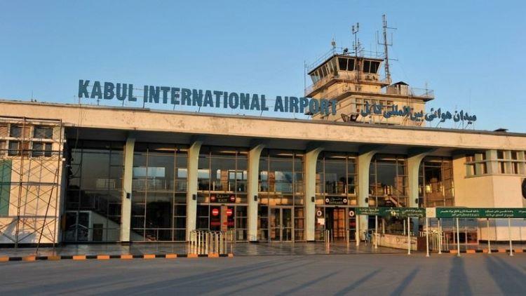 Kabil'de havalimanına hava savunma sistemi kuruldu