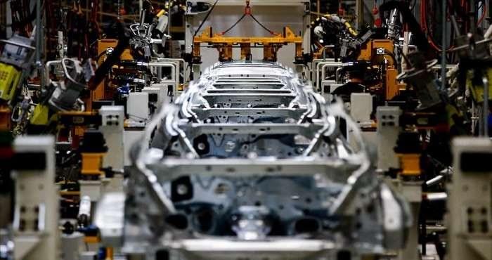 Otomotiv üretimi yılın ilk yarısında yüzde 23 arttı