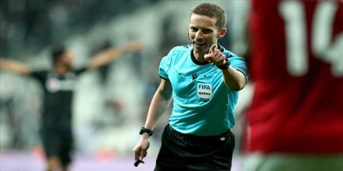 PSV-Galatasaray maçını İspanyol hakem Alejandro Hernandez yönetecek