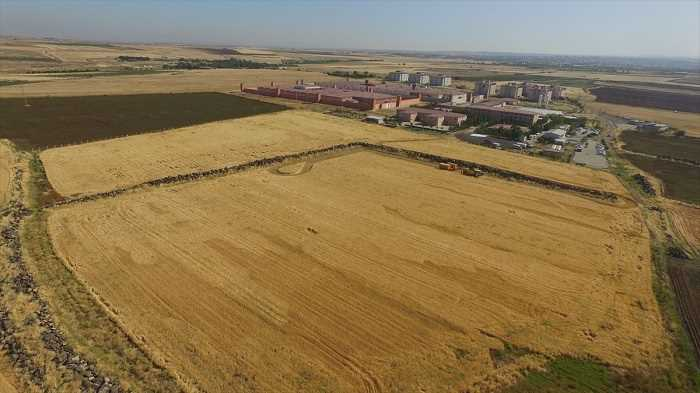Şanlıurfa'da hükümlüler tarımsal üretim yapıyor