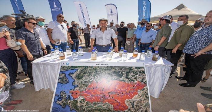 Soyer'den Gediz Nehri'ndeki kirliliği önleme planı