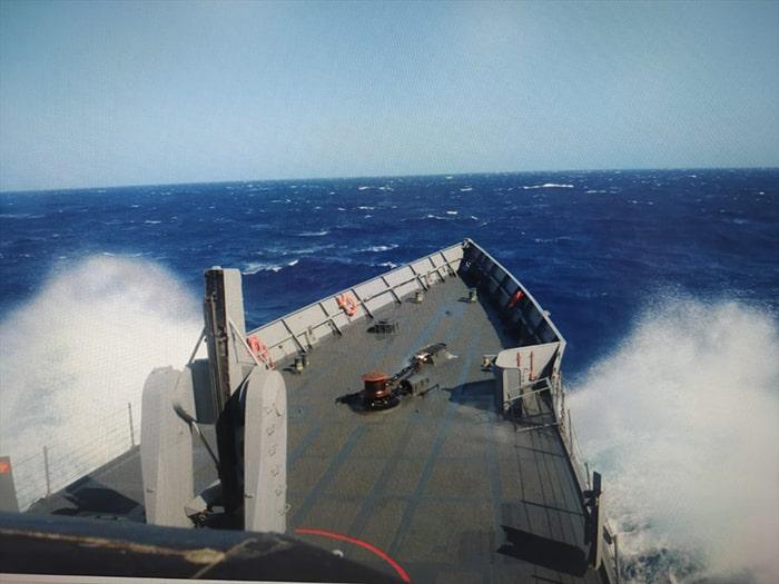 Doğu Akdeniz'de 45 göçmenin bulunduğu tekne battı