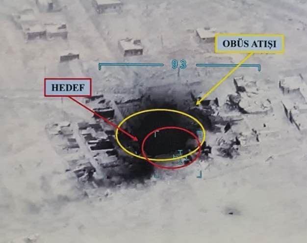 7 terörist nokta atışı ile etkisiz hale getirildi