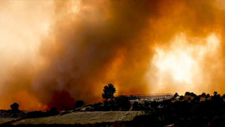 Manavgat'taki orman yangınında 3 can kaybımız var