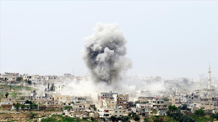 Esed yine Dera'ya saldırdı: 15 ölü