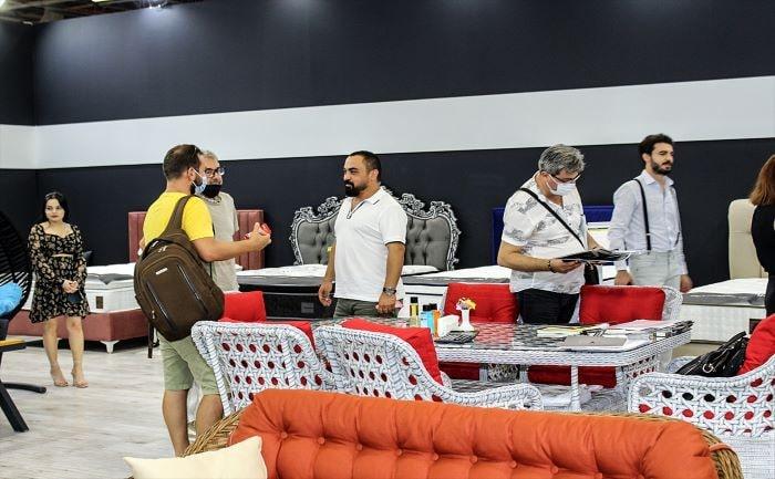 17. Uluslararası İstanbul Mobilya Fuarı başladı