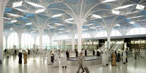 """Medine Havalimanı'na """"Orta Doğu'nun En İyi""""si ödülü"""
