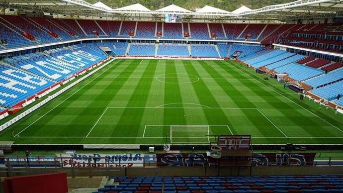Trabzonspor'dan Molde maçında taraftara uyarı