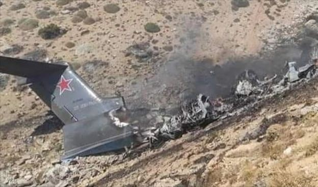 Kahramanmaraş'ta yangın söndürme uçağı düştü