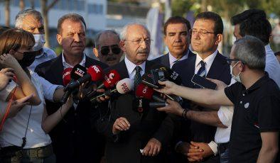 Kılıçdaroğlu: THK'nın ayağa kaldırılması hepimizin ortak görev