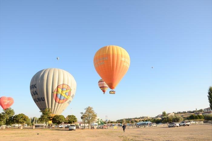 49. Uluslararası Ürgüp Bağ Bozumu ve Balon Festivali