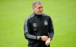 A Milli Futbol Takımı'nın başına Stefan Kuntz getirilidi