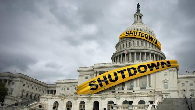 """ABD, """"Hükümet Kapanması"""" riskiyle karşı karşıya"""